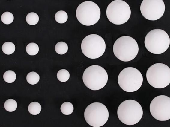 Ceramic Aluminum Grinding Balls for Ink