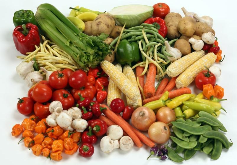 adjuvants for vegetables